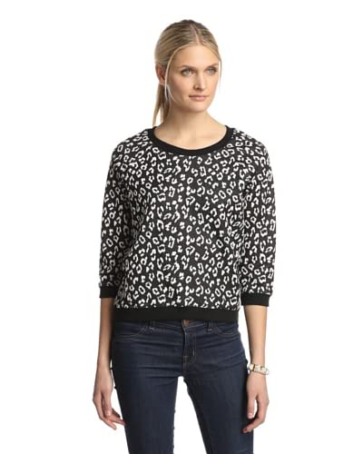 Eight Sixty Women's Printed Sweatshirt
