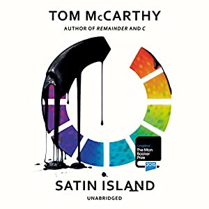 Satin Island Hörbuch