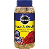 Miracle-Gro 1Kg Continuous Release Rose and Shrub Food