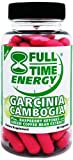 Full-Time Energy Pure Garcinia Cambogia plus Raspberry Ketones and Green Coffee Bean Extract Complete Complex - Lose Weight and Burn Fat With This Extreme Weight Loss Diet Pills Formula - The Best Natural Fat Burners and Weight Loss Supplements That Works Fast for Both Women and Men