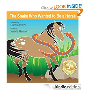 The Snake Who Wanted To Be A Horse (WantsToBe)
