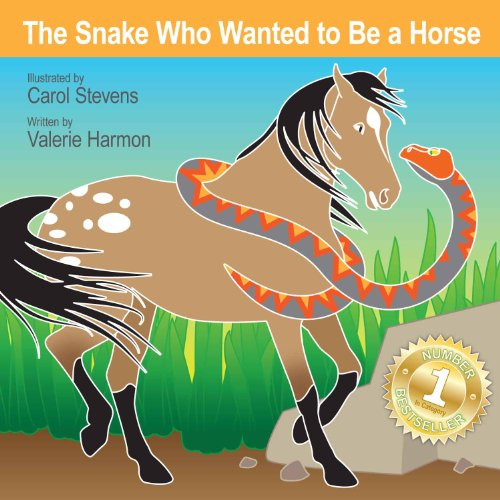 Free Kindle Book : The Snake Who Wanted To Be A Horse (WantsToBe Book 1)
