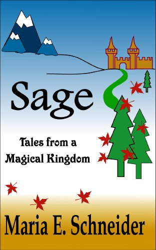 Sage: Tales from a Magical Kingdom cover