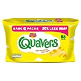 Walkers Quavers - Cheese (6x17g)