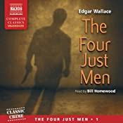 The Four Just Men | [Edgar Wallace]