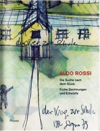 Rossi die suche nach dem glück frühe zeichnungen und entwürfe