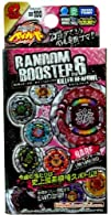 Takaratomy Beyblades Battle Top BB100 Volume 6 Random Booster