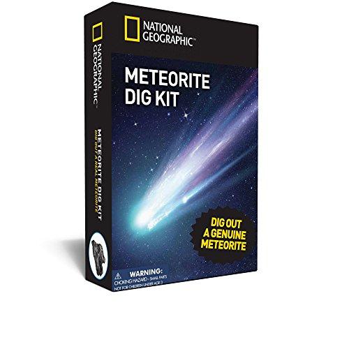 National Geographic Meteorite Dig Kit