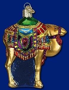 #!Cheap Old World Christmas Magis' Camel