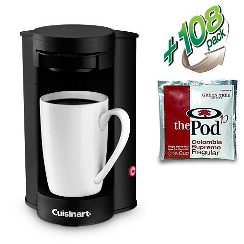 Best Coffee Maker Using Pods : 100 cup coffee maker