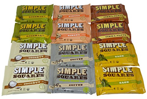 Simple-Squares-Organic-Snack-Bars-Variety-Pack-of-12