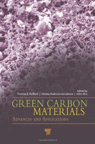 Green Carbon Materials: Advances and Applications