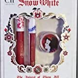 Disney Snow White The Fairest of Them All Lip Collection By E.l.f.