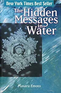 "Cover of ""The Hidden Messages in Water"""