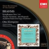 Brahms: Symphonies Nos.1-4