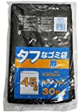 タフなゴミ袋 黒 45L 30枚入 TA-3