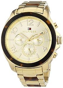 Tommy Hilfiger Damen-Armbanduhr Serena Sport Luxery Analog Quarz 1781394