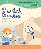 The Witch & the Dog Activity Sticker Book