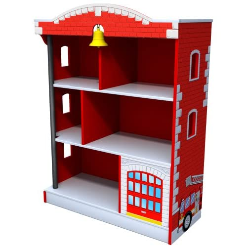 Fire Truck Furniture