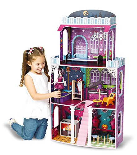 riesengroßes Puppenhaus Spooky 118 x 62 x 28