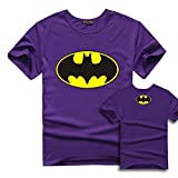Bioworld Men's Batman Bat Signal T-Shirt