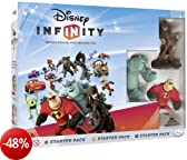 Nintendo Disney Infinity Starter Pack, 3DS