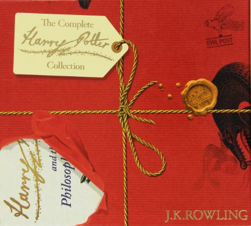 Harry Potter Paperback Boxed Set (Harry Potter Signature Edition)