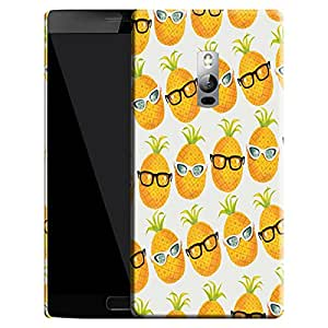 Theskinmantra Pine apple cool back cover for Oneplus 2