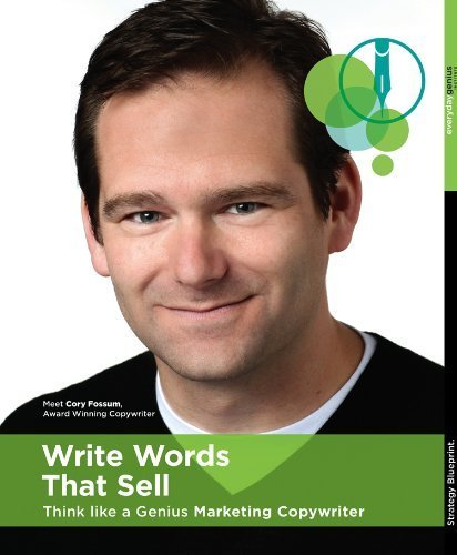 Write Words That Sell - Think Like a Genius Marketing Copywriter [Instructional Video DVD & Book - Copywriting, Web Copy, Sales Letters]