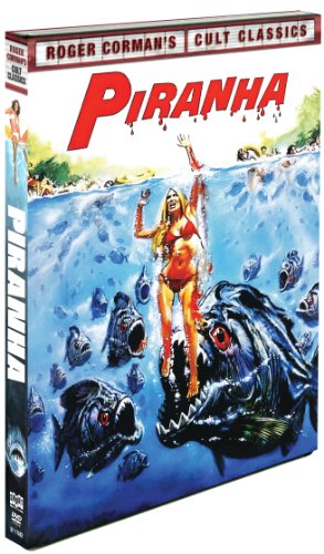 Piranha (1978): Lenticular DVD Review