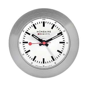 Mondaine Alarm Clock Night Vision - A992.TRUK.16SBB