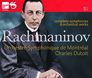 Rachmaninov: Complete Symphonies, Symphonic Dances & Orchestral Works (The Bells, Isle of the Dead, The Rock, Spring, Three Russian Songs)