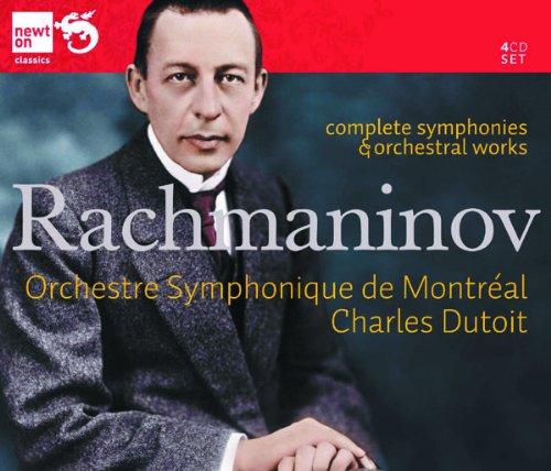Intégrale des oeuvres orchestrales