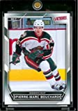 2007 Upper Deck Victory #140 PierreMarc Bouchard Wild Hockey Card Mint Condition