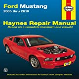 img - for Ford Mustang: 2005 thru 2010 (Haynes Repair Manual) book / textbook / text book