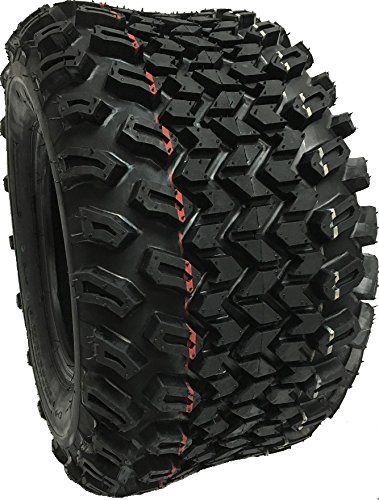 Duro HF244 Desert/X-Country Tire - Front/Rear - 22x11x10 , Position: Front/Rear, Tire Size: 22x11x10, Rim Size: 10, Tire Ply: 6, Tire Type: ATV/UTV, Tire Application: Mud/Snow 31-24410-2211C (22x11x10 Golf Cart Tires compare prices)