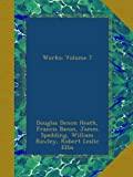 Works; Volume 7
