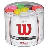 Wilson Pro Overgrip Bucket of 60. Assorted