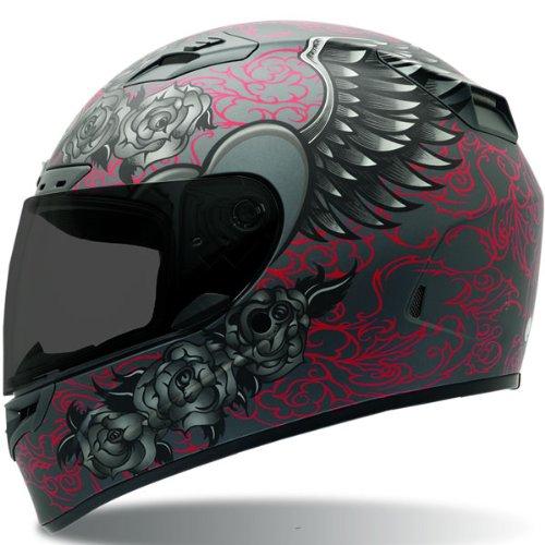 Bell Vortex Street Full Face Motorcycle Helmets Archangel
