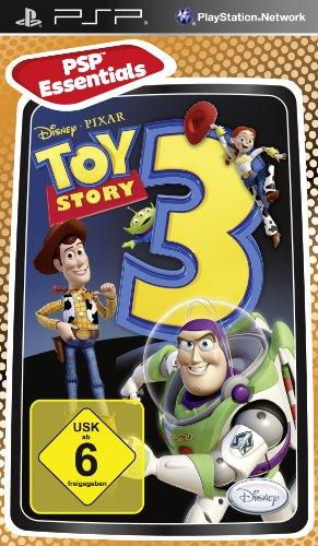Toy Story 3 PSP ESSENTIALS [Import germany]