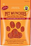 Pet Munchies Chicken Breast Fillet 100 g (Pack of 8)