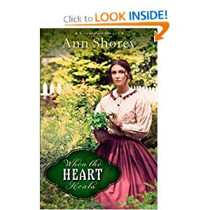 When the Heart Heals: A Novel (Sisters at Heart)