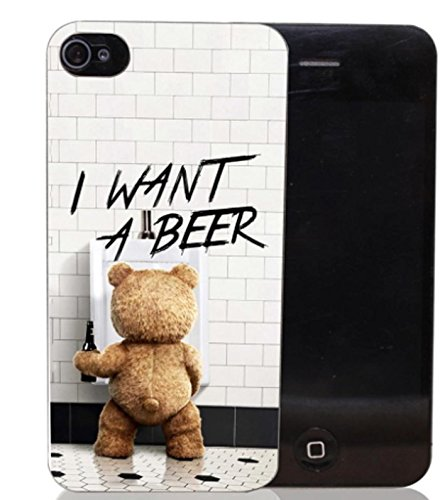 thecoque-cover-per-iphone-5-5s-motivo-teddy-bear-beer-i-want-a-swag-vintage-custodia-bumper