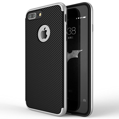 iphone-7-plus-hulle-hicaser-luxus-carbon-fiber-stossdampfende-tpu-case-flexible-pc-bumper-frame-hand
