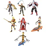 Thundercats Series 1 Complete Figure Collection All 7 Figures [10cm Range]