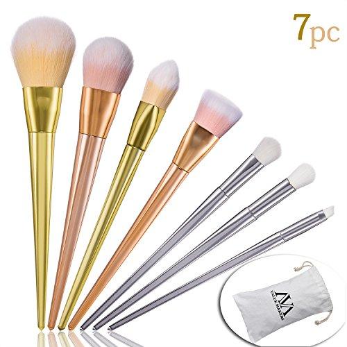 weihnachten-make-up-pinsel-set-value-makersr-7pcs-profi-kabuki-kosmetik-pinsel-fur-eyeliner-powder-c