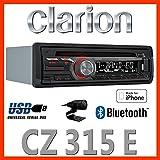 Audi-TT-8N-Bose-Clarion-CZ315E-Bluetooth-Autoradio