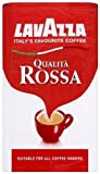 LaVazza Qualita Rossa Suitable For All Coffee Makers 500g Pack Italy's Favourite Coffee