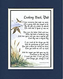 A Gift Present Poem Thank-You For A Father #23, Dad\'s 50th 60th 70th Birthday