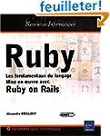 Ruby - Les fondamentaux du langage -...